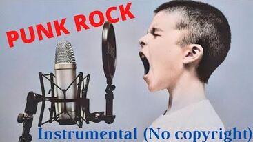 Punk rock instrumental no copyright 2020