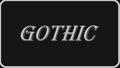 Kachel Gothic