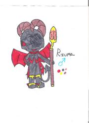 Rizuma ref by shadowhunter9003