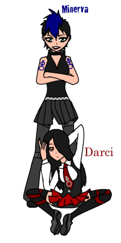 File:Minerva and darci by penguinqueen423-d3zfnmx.png