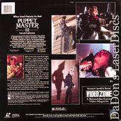 Puppet-Master-3-Toulons-Revenge-Full-Moon-LaserDisc-LV12957 01