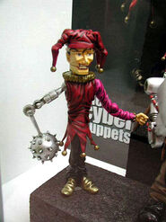 Cyber Puppets