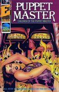 Childern of the Puppet Master issue 2