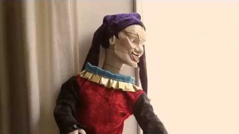 Puppet Master Short 1 Jester's Mystery Envelope-1