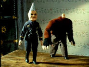 Pinhead and tunnler