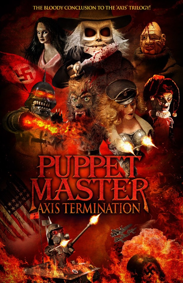 Image result for puppet master axis termination