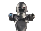 Mr. Static