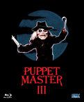 Puppet Master III - schwarz