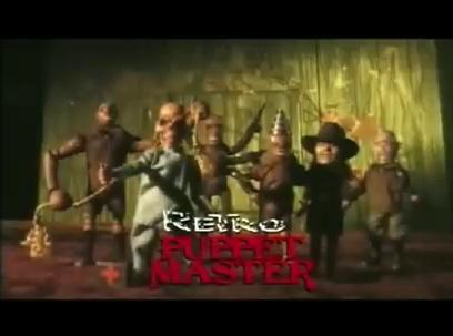 Retro Puppet Master Videozone