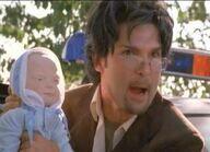 Corey and baby oopsy