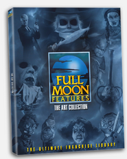Full Moon Art Collection Book