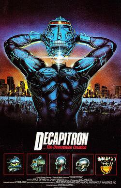 Decapitron poster
