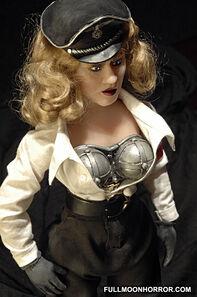 Bombshell Puppet Master