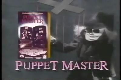 Puppet Master 1989 TV Promo