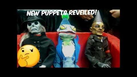 PUPPET MASTER-THE LITTLEST REICH TRIBUTE 2 (2018)