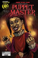 Puppet Master 4 JesterColor SolicitRGB