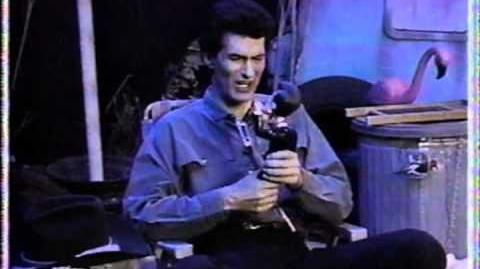 Joe Bob Briggs - Puppetmaster and Party Inc., 9-7-1991 - Drive-In Theater