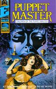 Childern of the Puppet Master issue 1