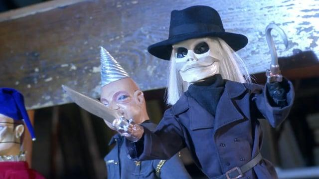 Curse Of The Puppet Master - Trailer