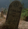 Andre Toulon grave