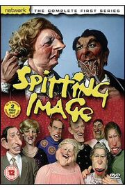 Spitting-image thatcher and reagan