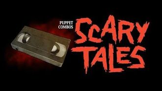 Scary Tales Vol 1 - Retro Horror Anthology