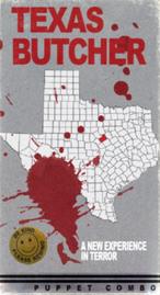 Texas butcher vhs