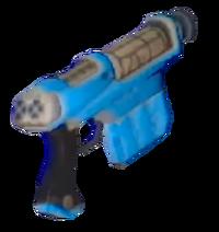 Ray blaster