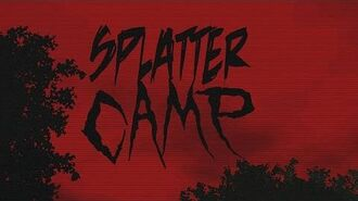 SPLATTER CAMP - Game Teaser Trailer