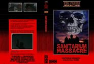 Sanitarium Massacre CD-ROM cover