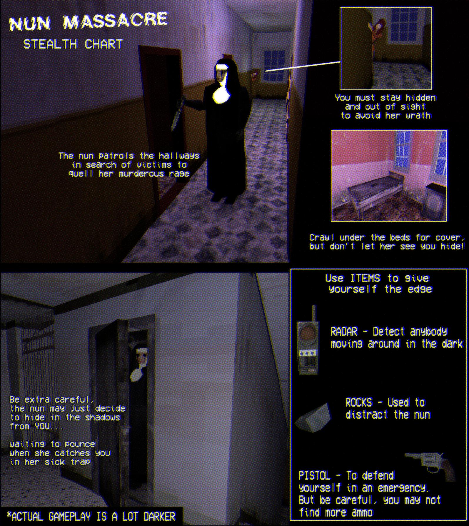 Nun Massacre   Puppet Combo Wiki   FANDOM powered by Wikia