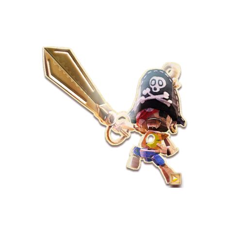 Pirate Head artwork