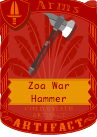 Zoa War Hammer