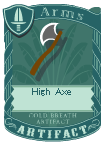 High Axe