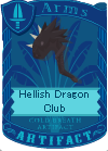 Hellish dragon club