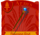 Sleeping Rod