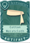 Cotton Waistcloth