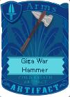 Giga Hammer