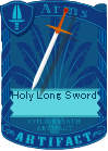 Holy Long Sword