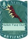 Hellish fang club