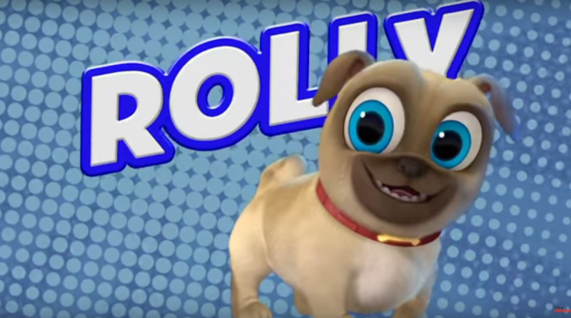 Image Rolly Pug Png Puppy Dog Pals Fanon Wiki Fandom Powered