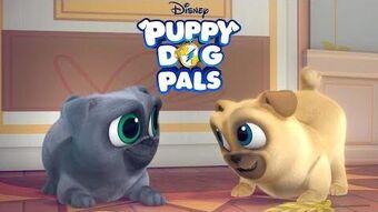 Going On A Mission Puppy Dog Pals Wiki Fandom