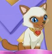 Princess Ava in TV Series