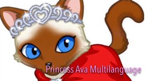 Princess Ava Multilanguage