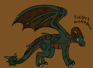 Kardrex boulderback by poisondragon88-d9a0rbd