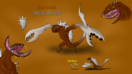 Bornak metalback by skylanders1997-d8lf72a