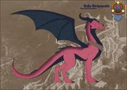 Pl reks stripescale by dragonoficeandfire-d8t3dgk