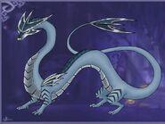 Pure light casi the gravity dragon by xannador-d7dnn2q