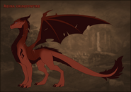 Pl reina crimsonfire by dragonoficeandfire-d8xj09f