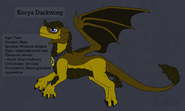 Korya darkwing incomplete profile by ruscsi-d7eg6kf